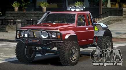 Nissan Patrol Off-Road pour GTA 4