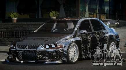 Mitsubishi Lancer IX SP Racing L6 für GTA 4