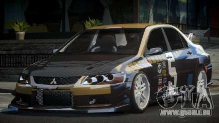 Mitsubishi Lancer IX SP Racing L8 für GTA 4
