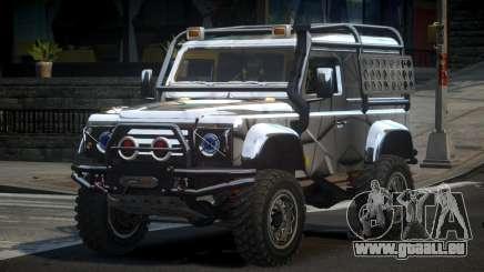 Land Rover Defender Off-Road PJ10 pour GTA 4