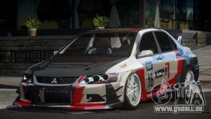 Mitsubishi Lancer IX SP Racing L3 für GTA 4