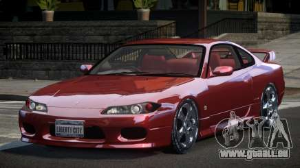 Nissan Silvia S15 PSI Racing pour GTA 4