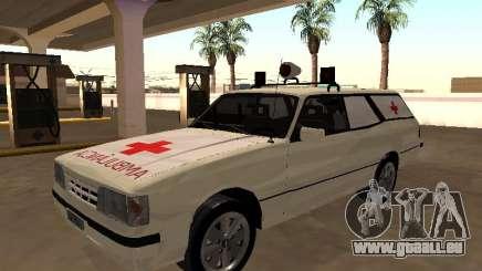Chevrolet Caravan Diplomat 1992 Krankenwagen für GTA San Andreas