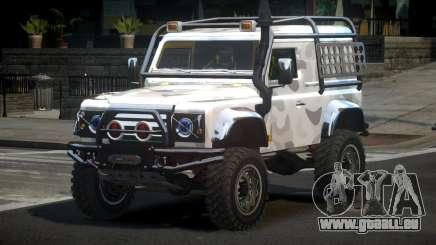Land Rover Defender Off-Road PJ1 pour GTA 4