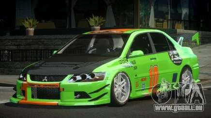 Mitsubishi Lancer IX SP Racing L5 für GTA 4