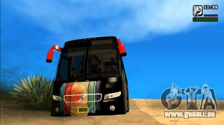 IPHONE 12 VOLVO BUS pour GTA San Andreas
