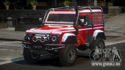 Land Rover Defender Off-Road PJ6 pour GTA 4