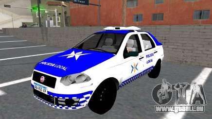 Police de Fiat Sienne pour GTA San Andreas