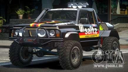 Nissan Patrol Off-Road L6 pour GTA 4