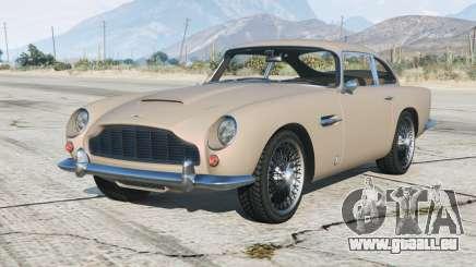 Aston Martin DB5 Vantage 1964 pour GTA 5