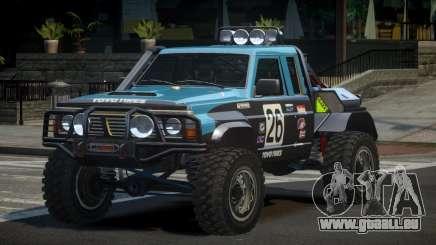 Nissan Patrol Off-Road L9 pour GTA 4