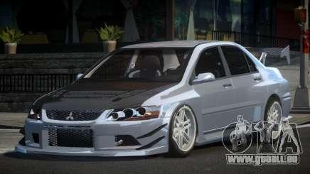 Mitsubishi Lancer IX SP Racing für GTA 4
