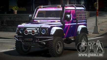 Land Rover Defender Off-Road PJ4 pour GTA 4