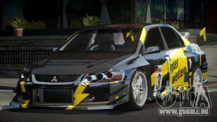 Mitsubishi Lancer IX SP Racing L7 für GTA 4