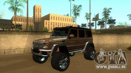 MERCEDES G500 4x4 für GTA San Andreas