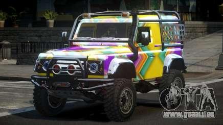 Land Rover Defender Off-Road PJ8 pour GTA 4