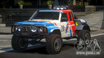 Nissan Patrol Off-Road L8 pour GTA 4
