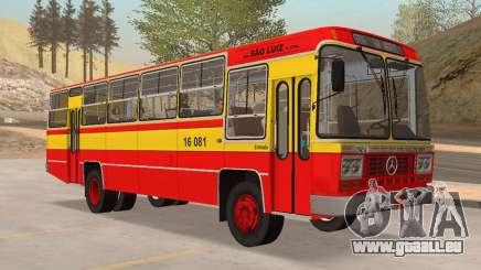 Bus Caio Gabriela II MBB LPO-1113 1979 pour GTA San Andreas