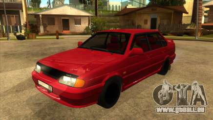 Vaz 2115 78RUS pour GTA San Andreas
