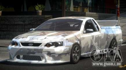 Ford Falcon XR8 GS L6 pour GTA 4