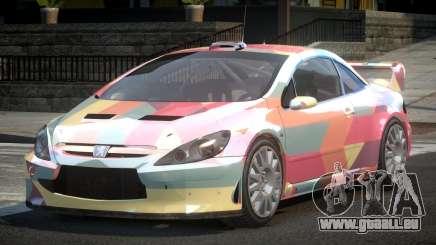 Peugeot 307 GST-R L9 pour GTA 4