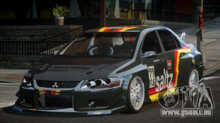 Mitsubishi Lancer IX SP Racing L2 für GTA 4