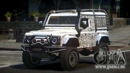Land Rover Defender Off-Road PJ7 pour GTA 4