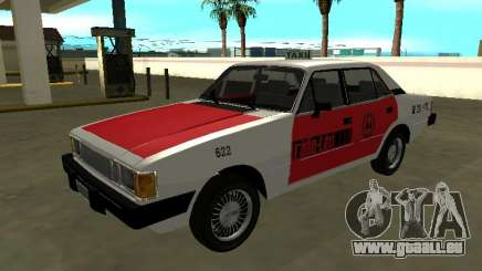 Chev Opala Diplomat 1987 Radio Taxi de COOPERT pour GTA San Andreas