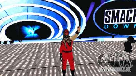 WWF No Mercy Style Kane Skin (1999) für GTA San Andreas