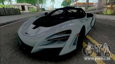 McLaren 720S Novitec N-Largo pour GTA San Andreas
