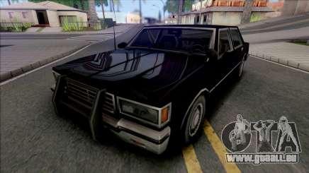FBI Car pour GTA San Andreas