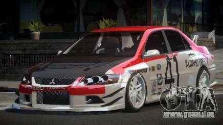 Mitsubishi Lancer IX SP Racing L1 für GTA 4
