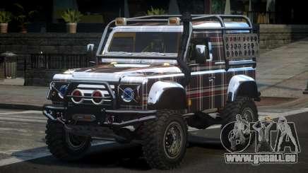 Land Rover Defender Off-Road PJ5 pour GTA 4