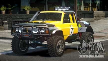 Nissan Patrol Off-Road L2 pour GTA 4