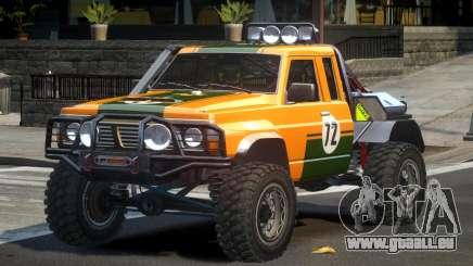 Nissan Patrol Off-Road L1 pour GTA 4