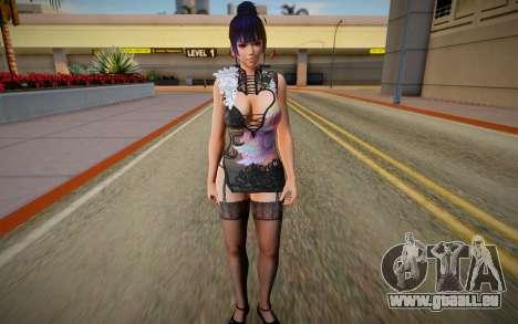 DOAXVV Nyotengu Phantom Black Dragon pour GTA San Andreas