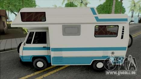Volkswagen Kombi Safari pour GTA San Andreas