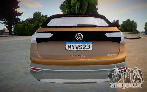 VW Nivus Highline 2020 pour GTA San Andreas