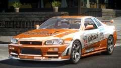 Nissan Skyline R34 GST Racing L5