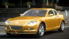 Mazda RX8 BS-R