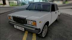 Vaz 2107 Voll Real