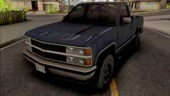 Chevrolet Silverado 2001 Improved