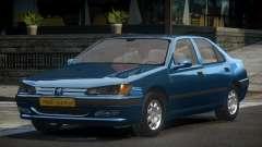 1998 Peugeot 406
