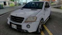 Mercedes-Benz ML 63 AMG 2009 Improved
