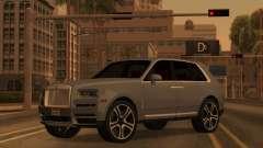 Rolls-Royce Cullinan 19