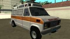 Ford Econoline E-250 Krankenwagen 1986