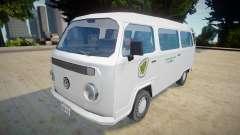Volkswagen Kombi 2012 - SA Style v2 pour GTA San Andreas