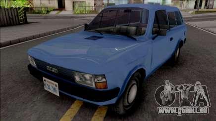Fiat 147 Station Wagon für GTA San Andreas