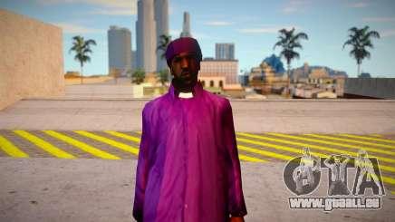 Sweet Johnson Balla Clothing Mod pour GTA San Andreas
