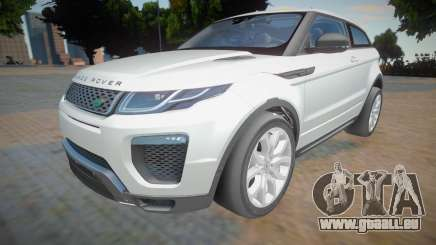 Land Rover Range Rover Evoque Coupe für GTA San Andreas